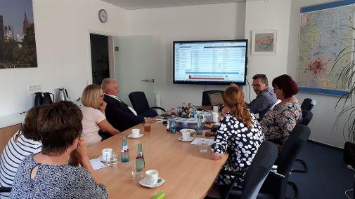 Verwaltungssoftware: Nutzergruppen-Treffen für Mitglieder
