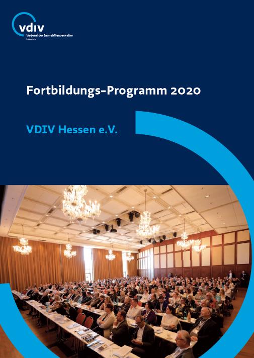 Fortbildungs-Programm 2020 - Jetzt Seminarplätze sichern